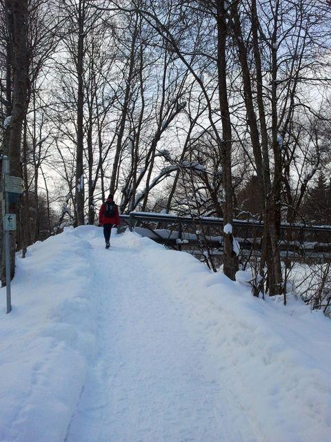 Brücke über die Wertach