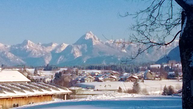 Berge rund um Pfronten