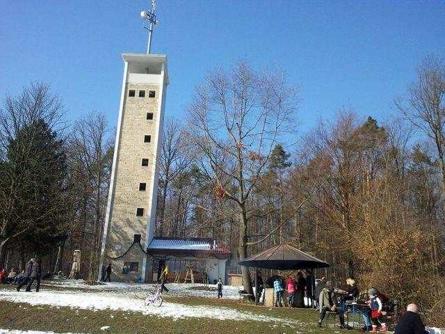 Am Uhlbergturm