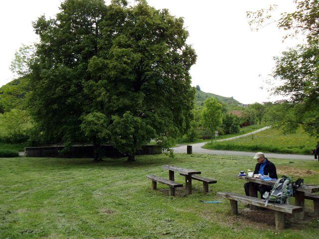 Rastplatz bei Kohlberg