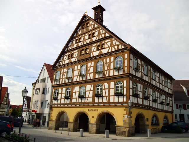 Rathaus Neuffen