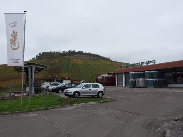 Felsengartenkellerei Besigheim