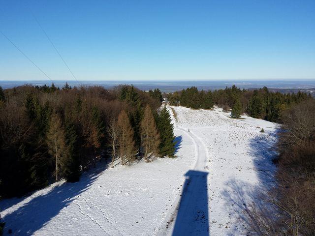 Blick vom Raichbergturm