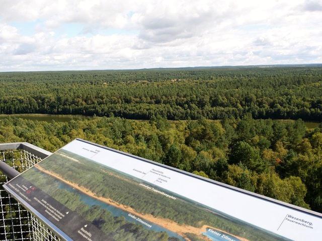 Blick über den Naturpark
