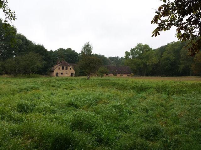 Bauernhof bei Speck