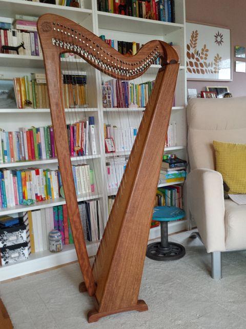 Meine Harfe